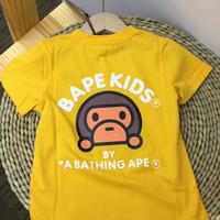 T-Shirt Bape Kids - Tampil Stylist
