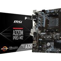 mainboard MSI a320m-pro m2 v2