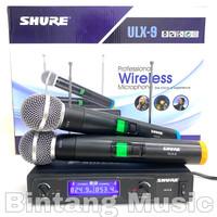 Mic wireless Shure ULX 9