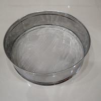 Ayakan tepung stainless besar diameter 28cm x 9cm