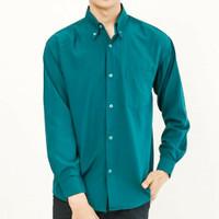 Kemeja Pria Man Shirt GEOLAND - Hijau Tosca