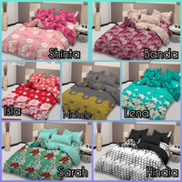 Bed Cover Lady Rose King 180x200