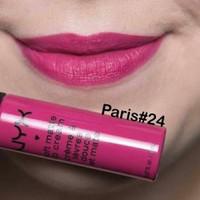 NYX SOFT MATTE LIP CREAM SMLC 24 PARIS 100% AUTHENTIC ORIGINAL NO FAKE