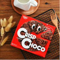 Nissin Cisco Crisp Choco : Milk Chocolate Flavor Chocolate corn flake