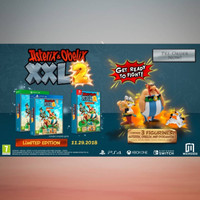 PO Ready Import - Asterix and Obelix XXL2 Limited Edition (Switch)