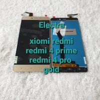 lcd touchsreen xiomi redmi 4 prime/redmi 4 pro gold