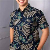 Batik Kurnia - Hem Batik Pria Katun Pekalongan 199