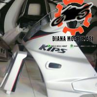 body ninja ssr 150 sp fairing depan dan belakang