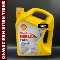 OLI SHELL HELIX HX6 10W40 MURAH