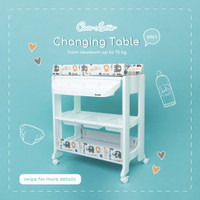 Baby Tafel Cocolatte New Changing Table
