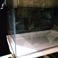 Akuarium nisso bahari Optic Clear uk 45x30x30