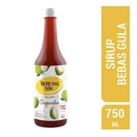 Tropicana slim syrup cocopandan 750ml
