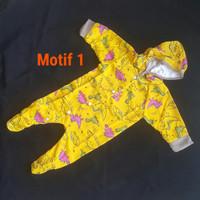 Baju bayi/New born/merk Velvet/kaki tutup