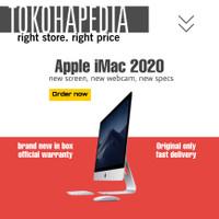 APPLE iMac 2020 MXWT2 27 5K 3.1GHz 10th-GEN CORE i5 / 256GB SSD