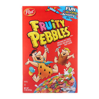Post Fruity Pebbles Cereal - Sereal