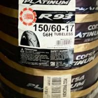 ban Motor CORSA PLATINUM R93 UK 150/60-17 ring 17 tubeless