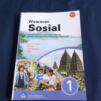 BUKU WAWASAN SOSIAL SMP MTS KLS VII BSE