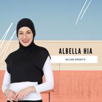 Hijab Sporty ALBEELA Comfort, Jilbab Olahraga Jilbab Renang & Running
