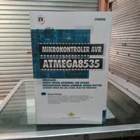 Buku Mikrokontroler AVR ATMEGA8535 +CD