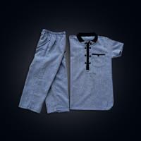 baju Koko anak setelan/kurta laki-laki