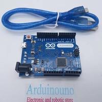 Leonardo R3 with Cable - Arduino Complatible ATmega32U4 dengan kabel