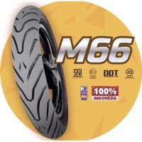 Ban Motor MIZZLE M66 90/80-14 (Tubeless) Matic Scoopy Mio Vario Beat