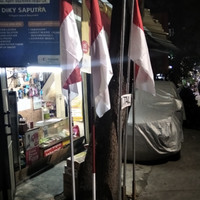 Tiang bendera new bahan galvanis anti karat