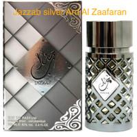 Jazzab silver by Ard Al Zaafaran isi 100ml edp