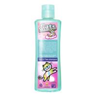 shampo kucing anti kutu armani tick n flea