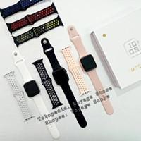 SMARTWATCH apple watch 1:1 jam tangan iphone original bkn iwo T55 44mm