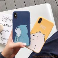 Casing Soft Case Xiaomi Mi A1 A2 Redmi 4A 4x 5A Note 4x 5A 5 6 pro 7 8