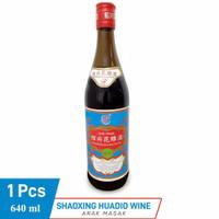 SU Brand Arak Masak - Shaoxing- Huatiao Rice Wine 640ml