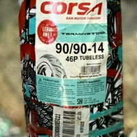 ban motor vario beat mio CORSA TERMINAT012 UK 90/90-14 TL