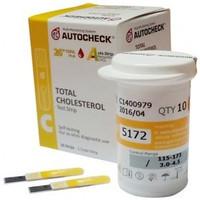 strip Autocheck kolesterol / strip Autocheck 3 In 1