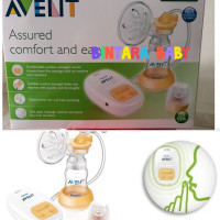 Philips Avent Electric Breastpump Pompa Asi Avent Elektrik