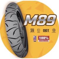 Ban Motor MIZZLE M89 120/70-14 (Tubeless) Matic Beat Mio Scoopy Vario