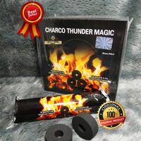 Arang Magic Charco Thunder Lite Arang Shisha/Bukhur Dan Dupa