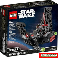 Lego Star Wars Kylo Ren Shuttle Microfighter 75264
