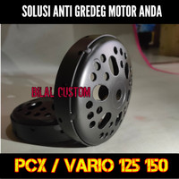 Mangkok CVT Kampas Ganda PCX VARIO 125 / 150 Original Custom Termurah