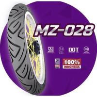 Ban Motor MIZZLE MZ 028 ( MZ028 ) 70/80-14 (Tubetype) Ban Luar Matic
