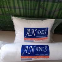 Paket 1 set Bantal dan Guling silikon ANDES