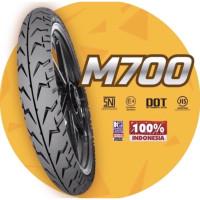 Ban Motor MIZZLE M700 100/80-17 (Tubeless)