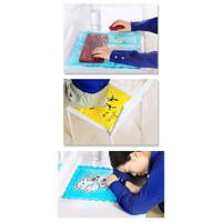 HK Alas bantal duduk dingin gel kualitas Tebel tidak mudah bocor ORI k