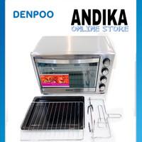 DENPOO Oven Listrik Deo 2T ( 38 L )