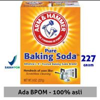 arm&hammer pure baking soda 227g