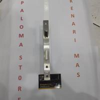 PALOMA MLP 012 Body kunci pintu almunium swing 30mm stainless steel