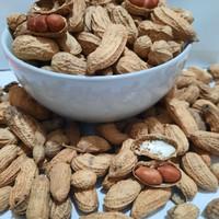 Kacang Tanah Kacang Kulit sangrai Goreng Pasir 500gram