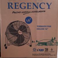 Kipas Angin Besi Regency 16 Inch 40 Cm Tornado Fan Deluxe