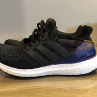 Adidas Ultraboost 1.0 OG 2018 Black Purple tag sepatu lari nike puma