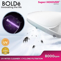 Vacuum Cleaner Bolde Super Hoover Optimus Penyedot Debu Low Watt